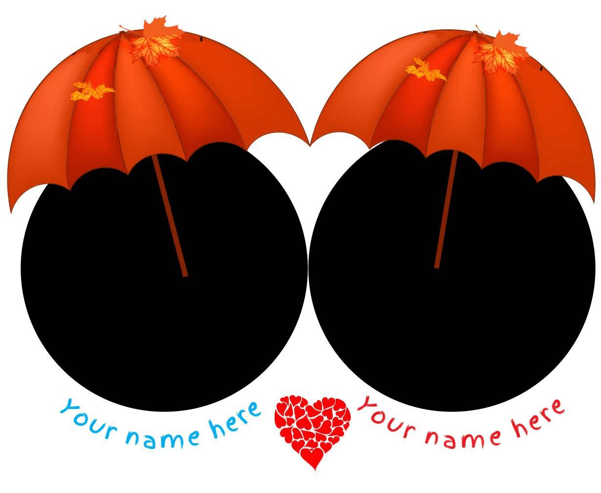 You & Me sateenvarjon suojassa